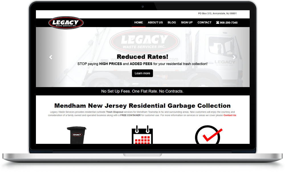 Legacy Waste Services